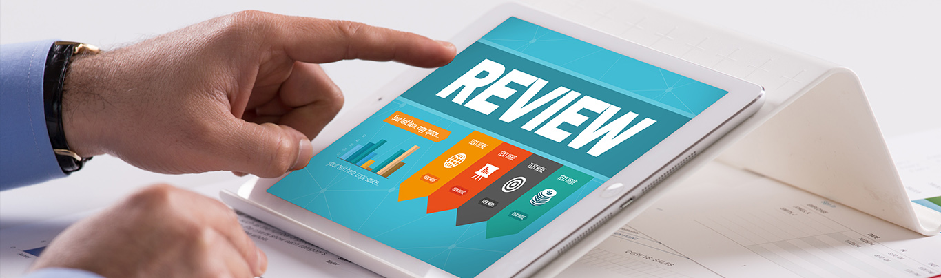 Market leading review tool